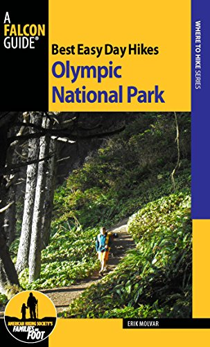 Best Easy Day Hikes Olympic National Park (Best Easy Day Hikes Series) (English Edition) -