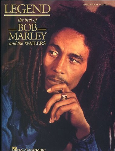 Legend: The Best Of Bob Marley And The Wailers. Partitions pour Piano, Chant et Guitare(Boîtes d'Accord)