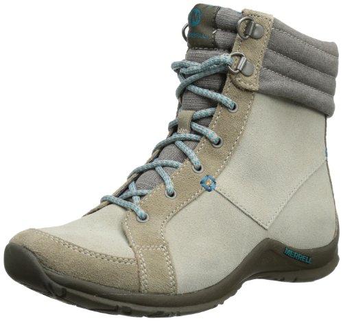 Merrell Chenell, Women's Chukka Boots - Ivory - Elfenbein (Silver Lining), 5...