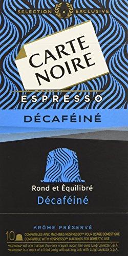 Carte Noire Espresso Decaffeinato N5 - 10 Confezioni da 10 Cialde [100 Cialde] 173