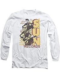 Sun - T-shirt manches longues Tri Elvis Hommes