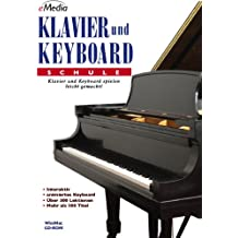 eMedia Klavier- und Keyboard Schule Vol. 1, Version 2. Windows Vista, XP und Mac OS X 10.4
