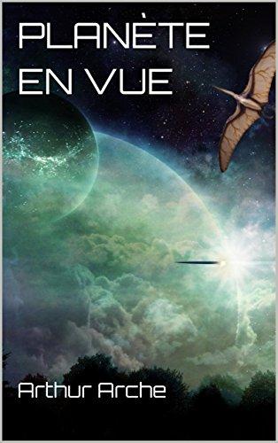 Couverture du livre PLANÈTE EN VUE ( Livre science fiction )