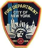 FDNY - Abzeichen: 150 Jahre FDNY (New York City) 1865-2015
