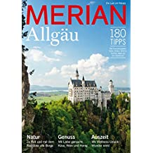MERIAN Allgäu (MERIAN Hefte)