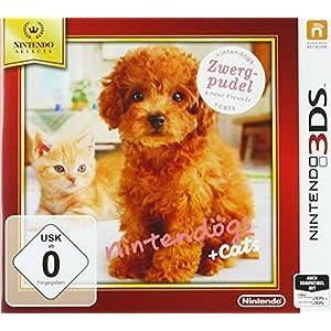 Nintendogs + Cats: Zwergpudel & Neue Freunde – Nintendo Selects – [3DS]