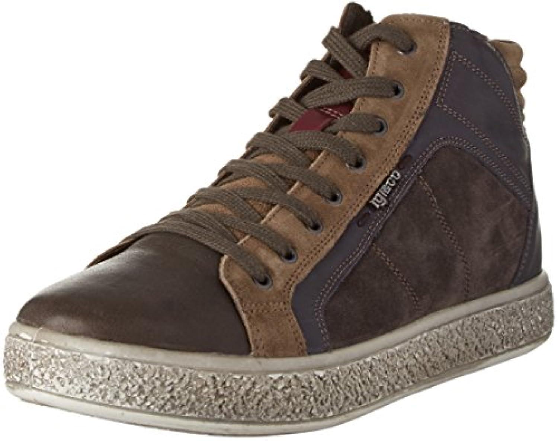 IGI&CO Utn Utn Utn 8722 scarpe da ginnastica a Collo Alto Uomo | Colore molto buono  | Uomini/Donna Scarpa  6163a7