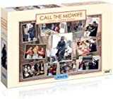 Gibsons Call The Midwife Jigsaw Puzzle (1000 Pieces)