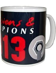 Mug tasse PSG - Collection officielle PARIS SAINT GERMAIN - Champion de Franc...
