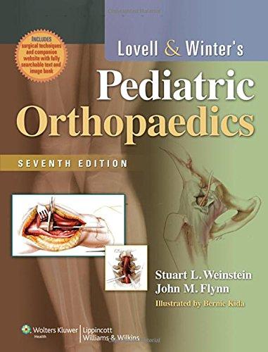 Lovell And Winters Pediatric Orthopaedics - 7ª Edition por Stuart Weinstein
