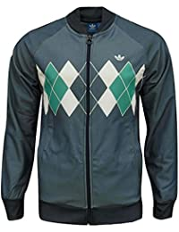 9b7b2fe4cf1 Amazon.co.uk: adidas - Track Jackets / Sportswear: Clothing