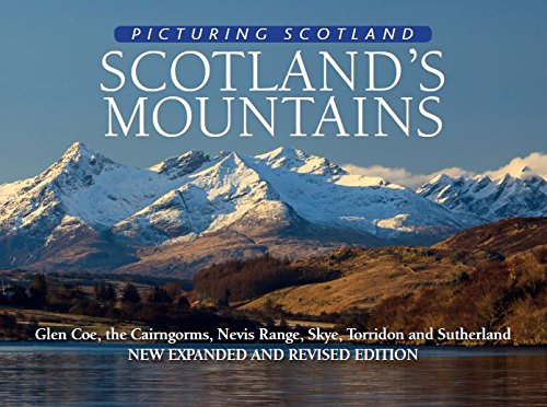 Scotland's Mountains: Picturing Scotland por Colin Nutt
