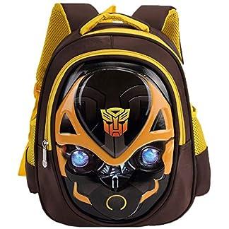51AeoGz6OzL. SS324  - Abejorro Transformers Capitán América Mochila Escolar Para Niños Mochilas Para Adolescentes Para Niños Y Niñas Mochilas Escolares