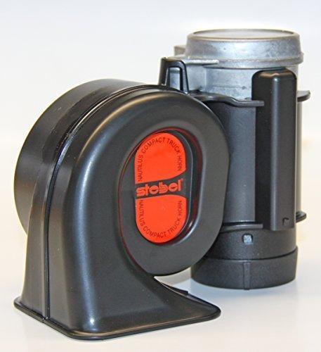 Preisvergleich Produktbild Stebel 11690058 - Nautilus Compact Truck Mini Air Horn by Stebel