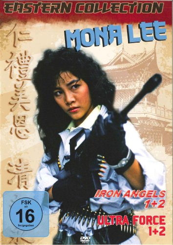 Bild von Mona Lee Eastern Collection - Iron Angels 1+2 / Ultra Force 1+2 [2 DVDs]