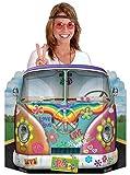 Generique - Hippie-Bus Pappaufsteller Fotowand
