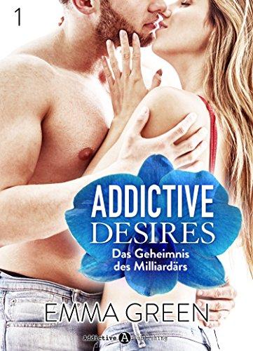 Buchseite und Rezensionen zu 'Addictive Desires – 1' von Emma M.  Green