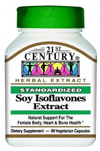 21st Century Health Care, Soja-Isoflavone Extrakt - x60Vcaps -