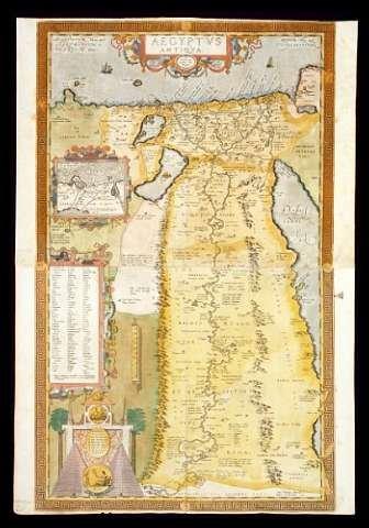 Reproduction d'Art: Abraham Ortelius