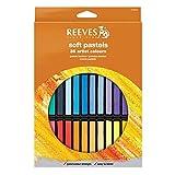 REEVES 8790225 Set 36 Pastellkreiden