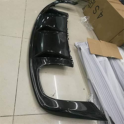 SLONGK Für Audi S3 Sline Rs3 2014 2015 2016 Limousine Carbon Heck Body Kit Stoßstange DiffusorAuto Modified Zubehör (Limousine Zubehör)