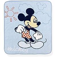 Manta Cuna Mickey Interbaby (dimensiones 110x140 xm)