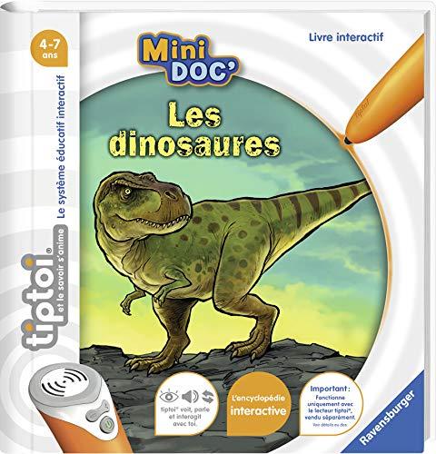 Ravensburger 4005556000289 - Mini Doc' de los Dinosaurios