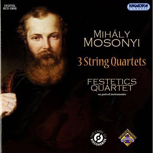 String Quartet No. 4 in F Minor: III. Scherzo: Allegro quasi presto