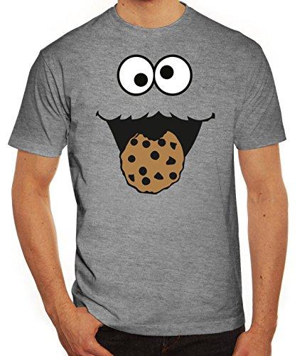 Karneval Fasching Verkleidung Herren T-Shirt Gruppen & Paar -