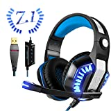 USB Gaming Headset für PC PS4