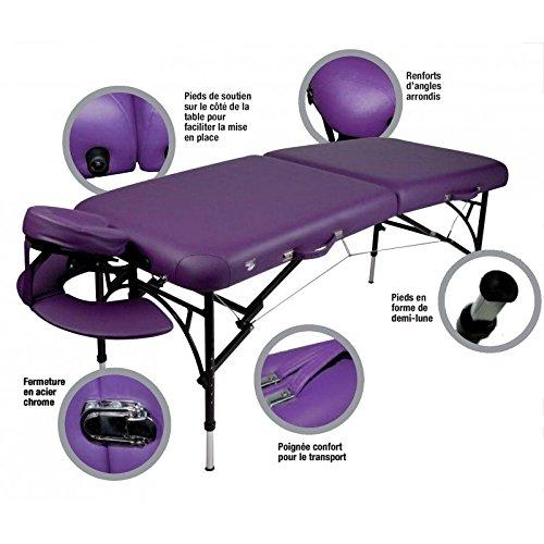 Mesa de masaje plegable Rhea
