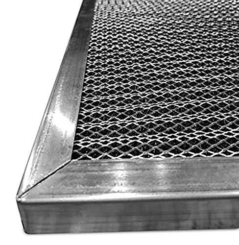 elektrostatischer Luftfilter Ersatz | Klimaanlage Klimaanlage Luftreiniger | Allergene für sauberere zu Reinigen, Gesünder Home Umwelt | Einfach zu installieren | Hergestellt in Den USA 14x25x1
