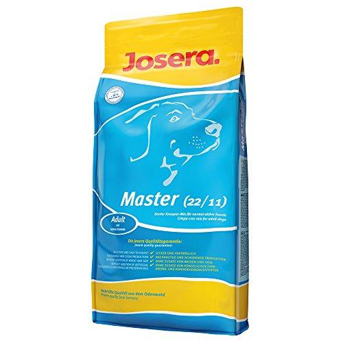hundefutter-trockenfutter-josera-master-15-kg