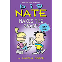 Big Nate Makes the Grade (English Edition)