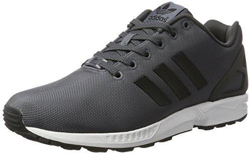 Adidas Zx Flux, Scarpe da Corsa Unisex Adulto, Grigio (Onix/core Black/ftwr White), 40.6666666666667