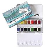 NEU Lukas Feine Studio Aquarellfarbe 14 Näpfchen [Haushaltswaren]