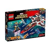 LEGO Super Heroes 76049: Avenjet Space Mission