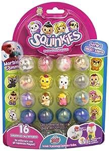 Squinkies Girls 16 Pack (Styles Vary)