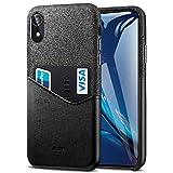 ESR Coque Portefeuille iPhone XR 2018, Housse de Téléphone iPhone, Rangement pour...