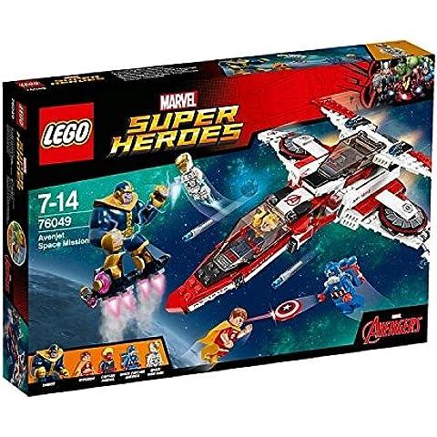 LEGO Super Heroes - Misión espacial en el Avenjet (76049)