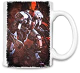Style Matters XCOM-Feind in Otto Zander - XCOM Enemy Within Otto Zander Unique Coffee Mug | 11Oz Ceramic Cup| The Best Way to Surprise Everyone On Your Special Day| Custom Mugs by