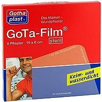 GOTA FILM steril 10x6cm Pflaster 5 St preisvergleich bei billige-tabletten.eu