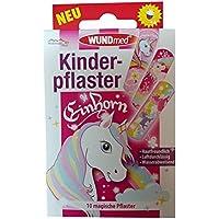 50 Stück Kinderpflaster Einhorn 5 x 10 Stück preisvergleich bei billige-tabletten.eu