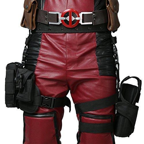 Killer Prop - Halloween Gürtel Taktisch Belt&Tactical Leg Bein