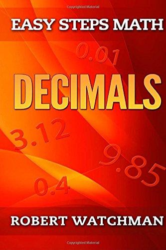 Decimals: Volume 2 (Easy Steps Math)