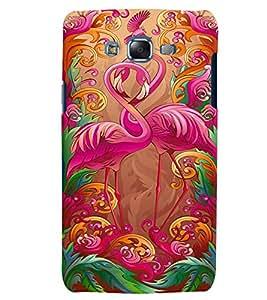 Citydreamz Colorful Birds/Love/Floral Print Hard Polycarbonate Designer Back Case Cover For Samsung Galaxy Core Prime G360H/G361H