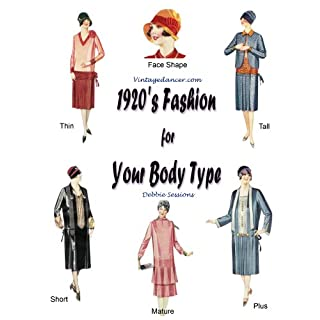 1920's Fashion for Your Body Type