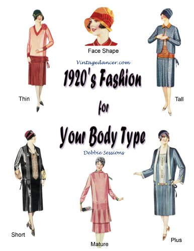 (1920's Fashion for Your Body Type (English Edition))