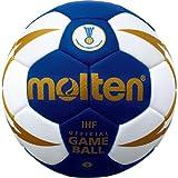 Molten ballon de handball 2 Multicolore - Blau/Weiß/Gold