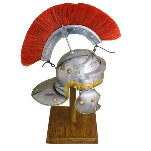 Helm der Offiziere in den römischen Legionen